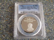 Germany Gdr Proof 20 Mark 1981 Silver Vom Stein Pcgs Pr67dcam Commemorative Coin