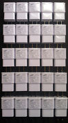 25x Samsung 2 Amp 5 Volt Wall Charger Usb Adapter Oem For Galaxy Note 2 3 S5 S4