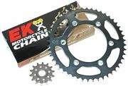Ducati 916 St4 Sports Touring 2002 2003 525 Zvx3 Chain Front Rear Sprocket Kit