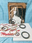Ford 4r44e, 4r55e Transmission Rebuild Kit W/ Frictions And Steels 1995 - 1996