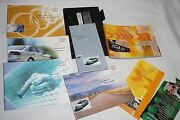 04 05 06 Audi A8 D3 Set Of Owners Manual Books With Cd Navigation Disc