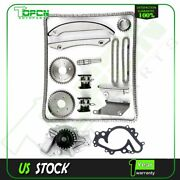 Timing Chain Water Pump Kit Fits 2002-2007 Chrysler 300 Dodge Charger 2.7l Dohc