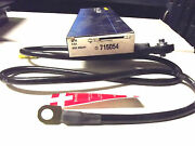 2 50+lead 4ga Side Post,neg/positive Battery Cables Made In Usa By P Path.