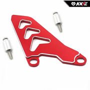 Front Chain Guide Guard For Honda Cr250r Crf250r Crf250x Crf450r Yamaha Yz125