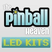 Creature From The Black Lagoon Pinball. Complete Led Kit