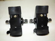 New Pair 1964-1973 Mustang, Falcon,comet Spring Seat Saddles, Coil Spring Perch
