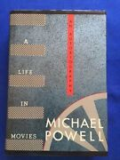 A Life In Movies - First American Edition Inscribed By Michael Powell