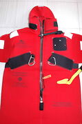 Stearns I590 Uscg/solas Adult Universal Immersion Suit Excellent-unused 10