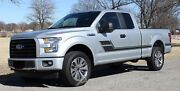 Eliminator   Ford F-150 Truck Side Decals And Stickers 3m 2015-2018 Wet Install