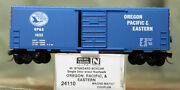 24110 Micro Trains N Scale 40' Sd Boxcar Oregon Pacific And Eastern 1032