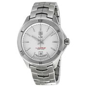 Tag Heuer Link Lucerne Limited Edition Ss Menand039s Automatic Watch Wat2014.ba0951