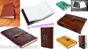 10 Pcs Wholesale Vintage Leather Journal Notebook Leather Diary Wholesale Price