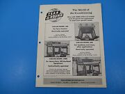 Original 1950's Year-a-round Tractor Cab Enclosure Ad Deere Oliver Ford M1414