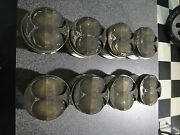 Cosworth Dfx Long Stroke Pistons Full Set And Wrist Pin Raceused Indycar Champ Car