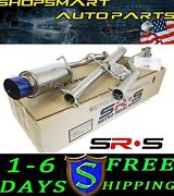 Srs Type-r1 Catback Exhaust System For Scion Tc 2005-2010 05 06 07 08 09 Burn