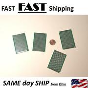 Pcb Double Sided Blank Circuit Board - 4 Pack