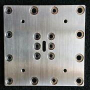 4-wheel Z Gantry Plate For Sphinx Or Workbee Cnc Seen At Openbuilds