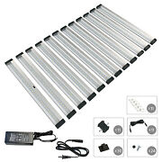 Eshine 12 Panels 12 Inch Led Dimmable Under Cabinet Lighting Kit - Cool White