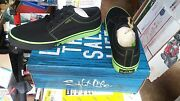 New Salt Life Pipe Down Canvas Shoes Sneakers Mens 9.5 Green