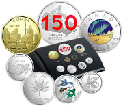 2017 Limited Edition Silver Dollar Proof Set Coins, Our Home And Native Land