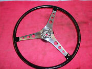 1959-62 Corvette Steering Wheel Restored