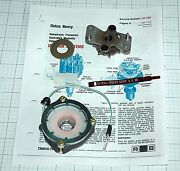 1964 66 Chevy Ii Transistorized Ignition Distributor Conversion Kit Chevy Ii 5pc