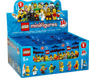 New Factory Sealed Lego Box/case Of 60 Minifigures Series 2 8864 - Free Ship