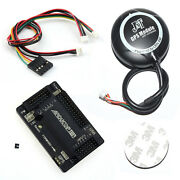 Apm 2.8 Flight Controller Straight Pin + 6m Gps Connect Cable For Fpv Rc Drone