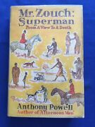 Mr. Zouch Superman. From A View To A Death - 1st. American Ed By Anthony Powell