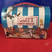 Hallmark School Days Lunchboxes Porkyand039s Lunch Wagon 1999 New In Wrapping