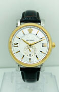 Versace Men's Vna020014 Urban Gent Automatic Limited Edition Ip Gold Watch