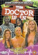 Ecw Extreme Championship Wrestling The Doctor Is In Dvd Original Uk Release New