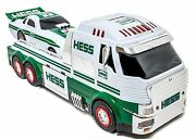 2016 Hess Toy Truck And Dragster - Brand New Collectible