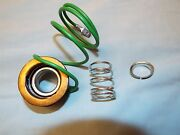 1960-1961-1962 Chevy New Steering Column Bushing Bearing Horn Contact W/ Spring