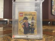Lego Lester Leicester Square Afa 9.0 174/275 Extremely Rare