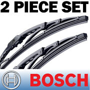 Bosch Direct Connect 40524-40519 Oem Quality Wiper Blade Pair Set -in Stock