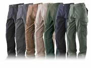 Tru-spec 24-7 Series Tactical Rip-stop Pants Police And Fire Sheriff Style