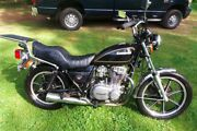 11-79 Kz440 80 Kz440a Complete Engine Only No Carbs Intake Exhaust Usa Sale Only
