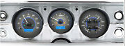 Dakota Digital 64 65 Chevy Chevelle El Camino Analog Gauges Kit Vhx-64c-cvl-c-b