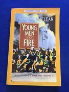 Young Men And Fire - Uncorrected Proof By Norman Maclean