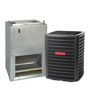 1.5 Ton 15 Seer Goodman Air Conditioning System Gsx160181 - Awuf310816