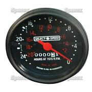 Tachometer For Ford Tractor Sos 601 701 801 901 2000 4000 Proofmeter C3nn17360j