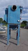 Bag House Dust Collector 6 Bags Mfg Unknown