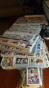 670 Football Cards Various Manufacturers Years Players Teams