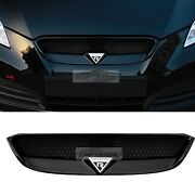 Front Radiator Hood Mesh Grille Cover Painted For Hyundai 09-2012 Genesis Coupe