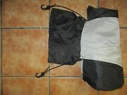 Used Sport Touring Motorcycle A Cover / Day Cover Gray And Black