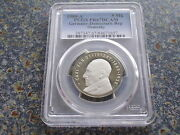 Germany East Gdr 5 Mark 1989 Carl Von Ossietzky Pcgs Pr 67 Dcam Proof Toned