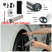 New Rechargeable Lcd Display Car Motorcycle Truck Air Compressor Inflatable Pump