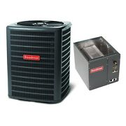 3.5 Ton 14 Seer Goodman Air Conditioning Condenser And Coil
