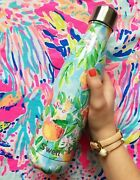 Brand New Lilly Pulitzer Starbucks Lily S'well Bottle Swell Squeezed Sold Out